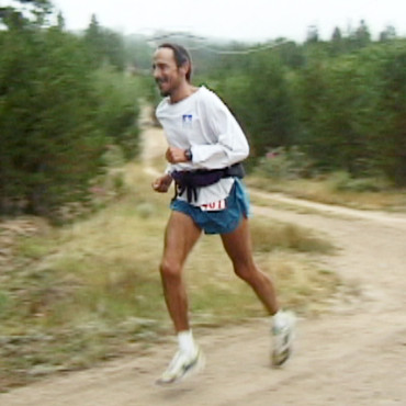 Racing the Leadville Trail 100 – First Place 50+ Age Group 1998, 1999, 2000